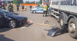 Z ostatniej chwili: Wypadek w Sierakowie [Aktualizacja + Zdjęcia]