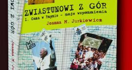 Spotkania autorskie z Joanną M.Jurkiewicz już w niedzielę w Farze - zaproszenie