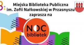 Przasnyska Noc Bibliotek już 5 października!