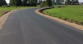 Droga w Osówcu Szlacheckim wyremontowana
