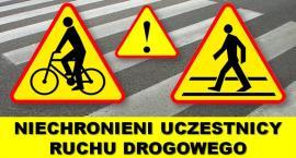 Niechronieni uczestnicy ruchu drogowego – ogólnopolskie działania Policji