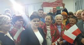 Ponad 300 osób spotkało się z Premier Beatą Szydło