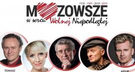 Mazowsze w sercu Wolnej Niepodległej - koncert w Przasnyszu