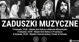 Przasnyskie Zaduszki Muzyczne - zaproszenie