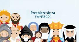 Bal Wszystkich Świętych - zaproszenie