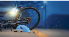 Śmiertelne potrącenie rowerzysty w gminie Krasne