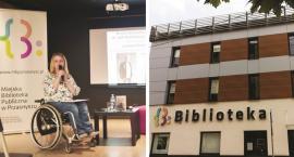 Jak rozkręcić bibliotekę? Wywiad z Małgorzatą Sobiesiak