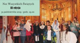 Noc Wszystkich Świętych w Skierkowiźnie - zaproszenie