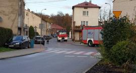[Aktualizacja] Z ostatniej chwili: Wybuch gazu w Przasnyszu. Poszkodowany 70 letni mężczyzna