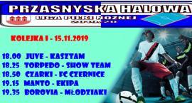 Rusza Przasnyska Halowa Ligi Piłki Nożnej [Terminarz]