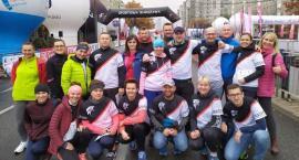Przasnyszanie na Biegu Niepodległości w Warszawie