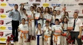 Reprezentanci powiatu na podium w Ogólnopolskim Turnieju Karate Kyokushin
