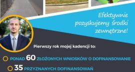 Pierwszy rok w fotelu Burmistrza, Łukasz Chrostowski podsumowuje ten czas