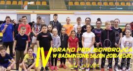 Drugi turniej badmintona rozstrzygnięty [Wyniki]