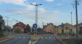 Rondo w Rzęgnowie otwarte! To było bardzo niebezpieczne skrzyżowanie.