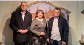 Grzegorz Krośnicki jednodniowym burmistrzem Przasnysza