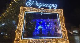Przasnysz świątecznie rozświetlony! [Zdjęcia]