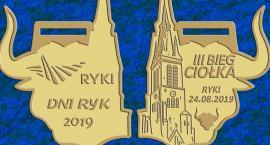 Przedstawiamy projekt medalu 3. Biegu Ciołka