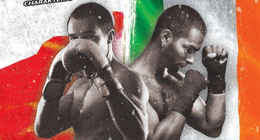 Sporty walki, Puchar Kaszub Kickboxingu Polska Irlandia - zdjęcie, fotografia