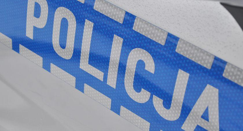 Kronika policyjna, latek prowadził wpływem alkoholu Groził zabije policjantów - zdjęcie, fotografia