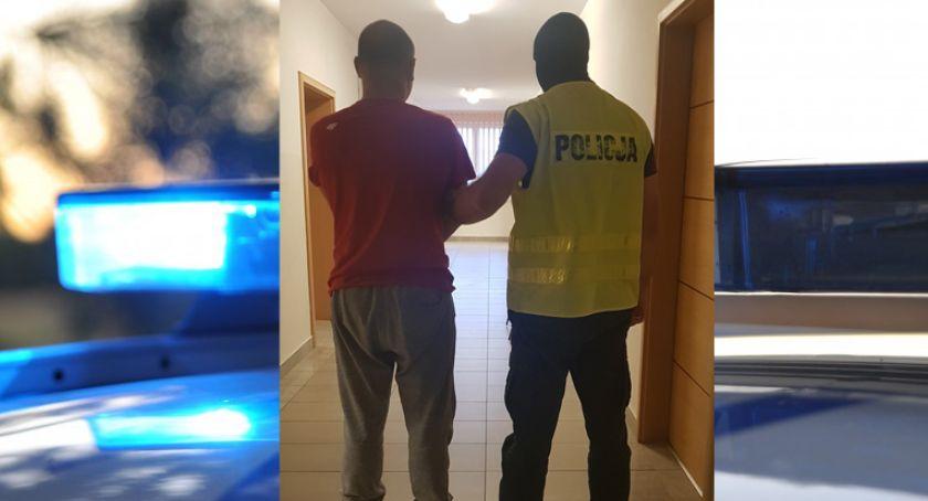 Kronika policyjna, Ukradł litrów paliwa grozi pięć więzienia - zdjęcie, fotografia
