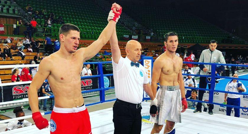 Sporty walki, Kryszewski brązowym medalistą Mistrzostw Świata seniorów Kickboxingu - zdjęcie, fotografia