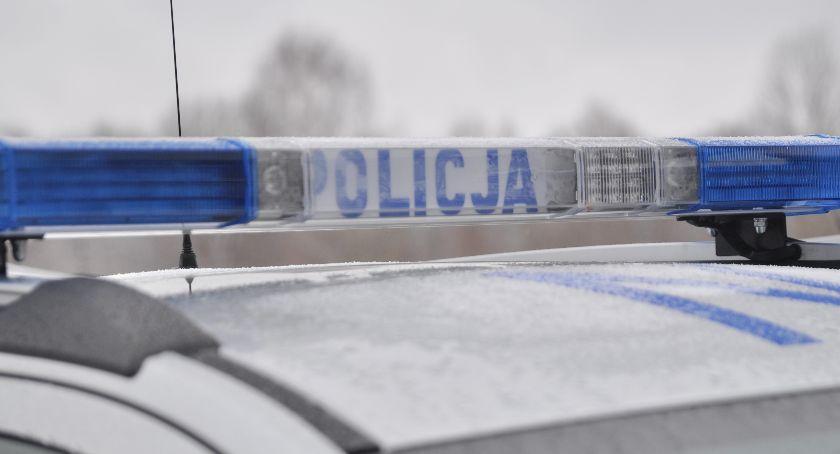 Wypadki, Jedna osoba ranna wypadku Gołubiu - zdjęcie, fotografia