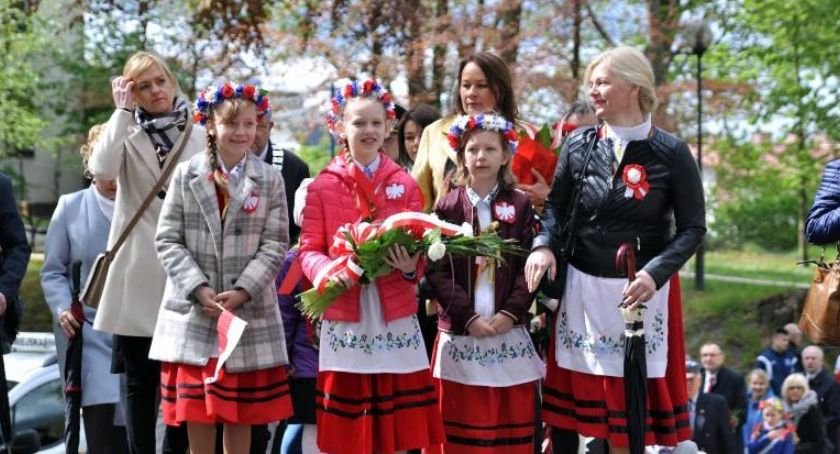 Uroczystości patriotyczne, Powiatowo Gminne Uroczystości Narodowego Święta Niepodległości Kartuzach - zdjęcie, fotografia