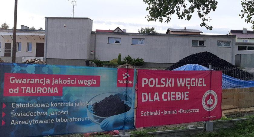 Biznes i finanse, skład opału Węglopol Chmielnie polski węgiel najlepszej cenie - zdjęcie, fotografia