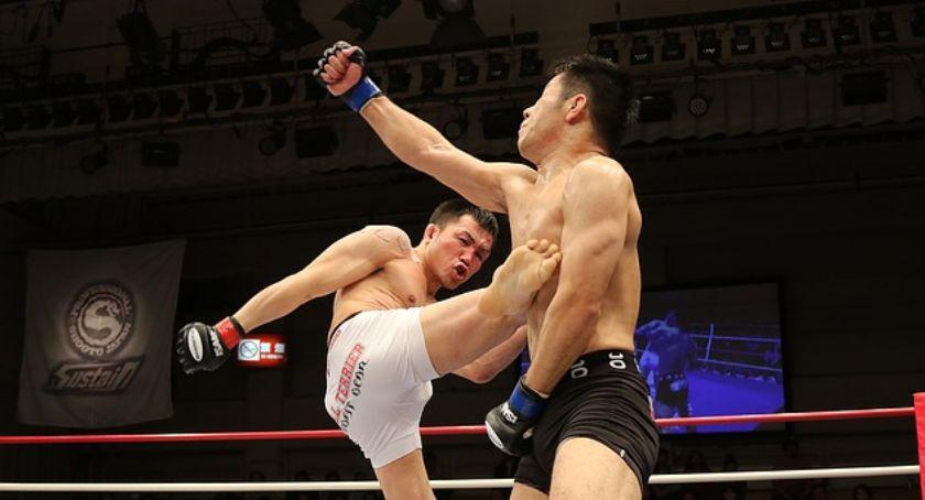 Sporty walki, Coraz popularniejsze - zdjęcie, fotografia