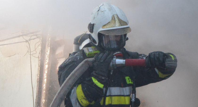 Straż pożarna, Kontrola życie uniknąć pożaru chronić przed czadem - zdjęcie, fotografia