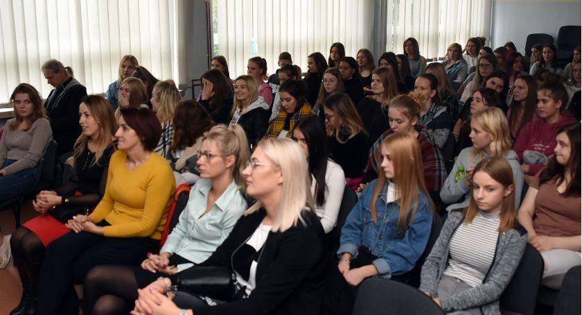 Szkoły średnie, Kreatywni fryzjerzy Mściwoja nagrodami - zdjęcie, fotografia