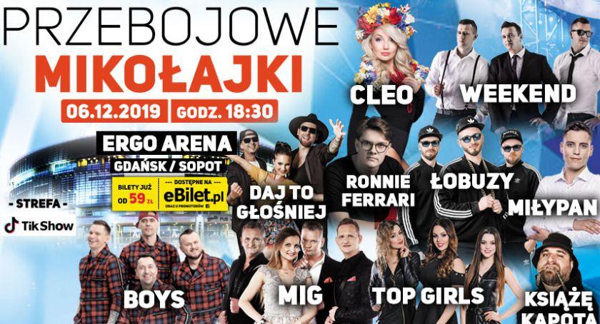 Rozrywka, Przebojowe Mikołajki największymi gwiazdami - zdjęcie, fotografia