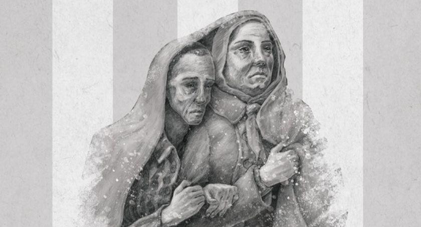 Literatura i sztuka, Wieś sprawiedliwych prapremierowy pokaz filmu bohaterach Pomieczyna Kartuzach - zdjęcie, fotografia