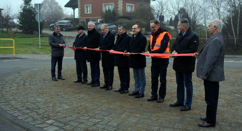 Inwestycje, droga trasie Czeczewo Kawle Górne otwarta - zdjęcie, fotografia