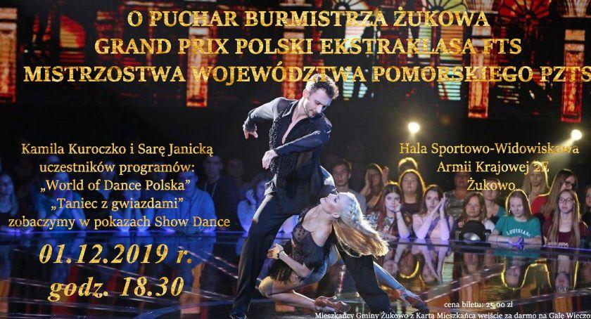 Taniec, Ogólnopolski Turniej Tańca Sportowego Żukowie - zdjęcie, fotografia