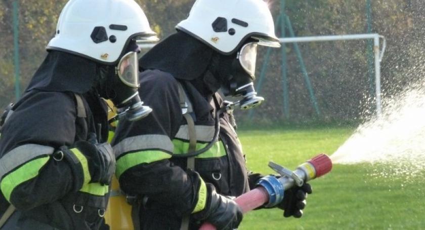 Straż pożarna, Gmina Sierakowice Kolejne jednostki przeszły przegląd - zdjęcie, fotografia