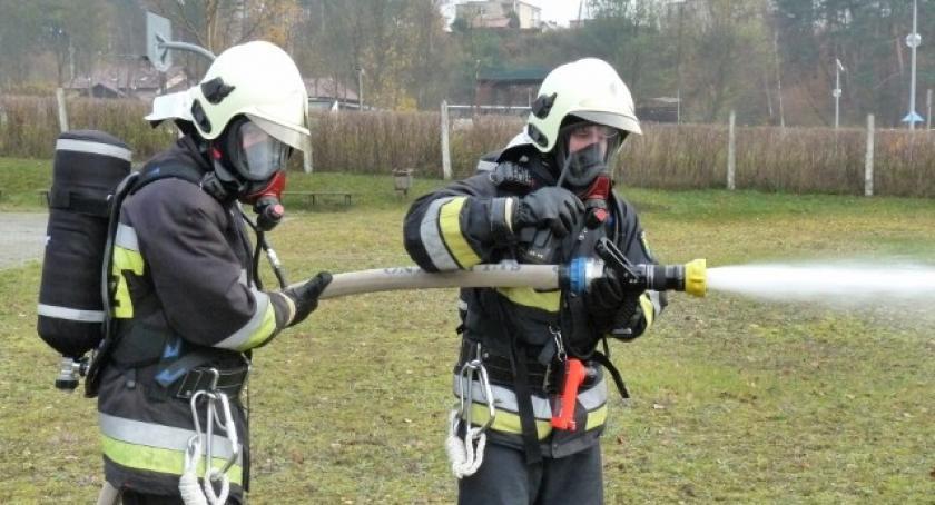Straż pożarna, Gmina Sulęczyno Kolejne jednostki przeszły inspekcję - zdjęcie, fotografia