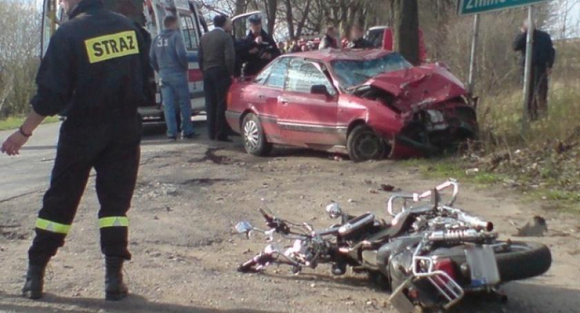 Z sali sądowej, Zginęło troje motocyklistów Sprawczyni prawomocnie uniewinniona - zdjęcie, fotografia