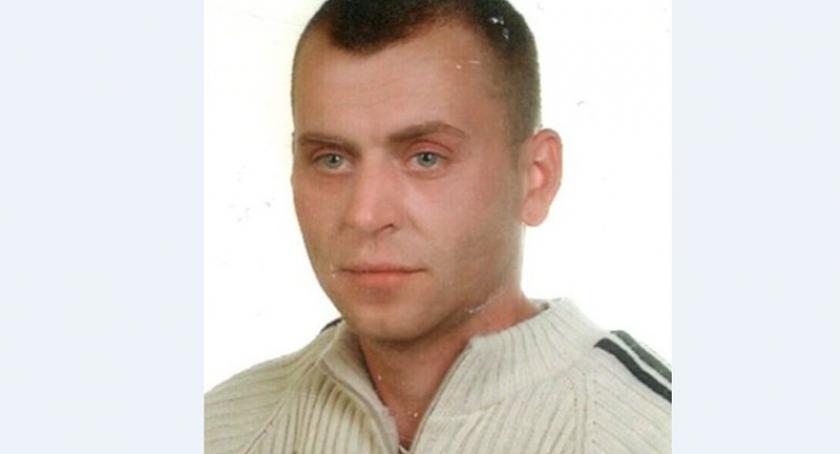 Kronika policyjna, Policja poszukuje Zdzisława Cymana Wybrał grzyby zaginął - zdjęcie, fotografia