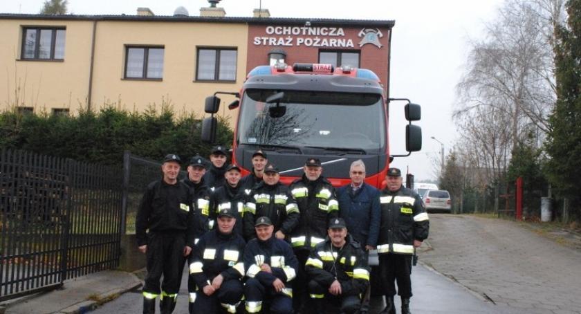 Straż pożarna, Sierakowice Ochotnicy wzorowo przygotowani akcji - zdjęcie, fotografia
