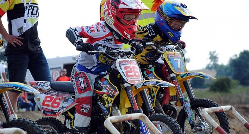 Ludzie i pasje, Onasz kolejny talent motocrossu Kaszubach - zdjęcie, fotografia