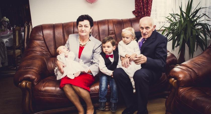 Seniorzy, Życzenia okazji Babci Dziadka - zdjęcie, fotografia