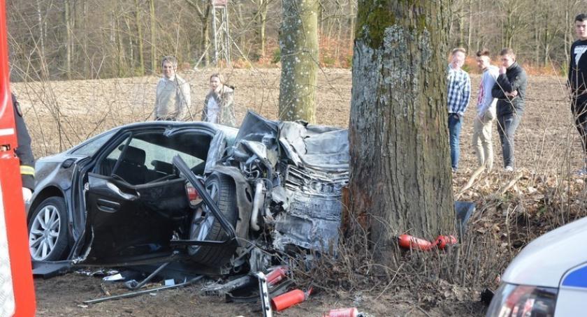 Kronika policyjna, Policja poszukuje świadków niedzielnego wypadku Karwacji - zdjęcie, fotografia