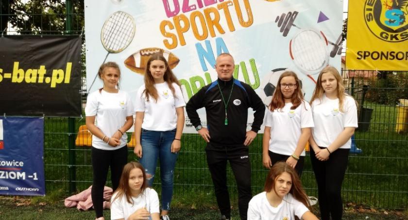 Pozostałe sporty, bawiono Sportu Sierakowicach - zdjęcie, fotografia