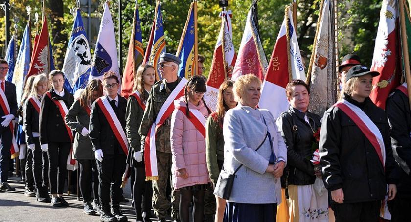 Uroczystości patriotyczne, Dzień Brunona Kartuzach uczczono święto patrona - zdjęcie, fotografia