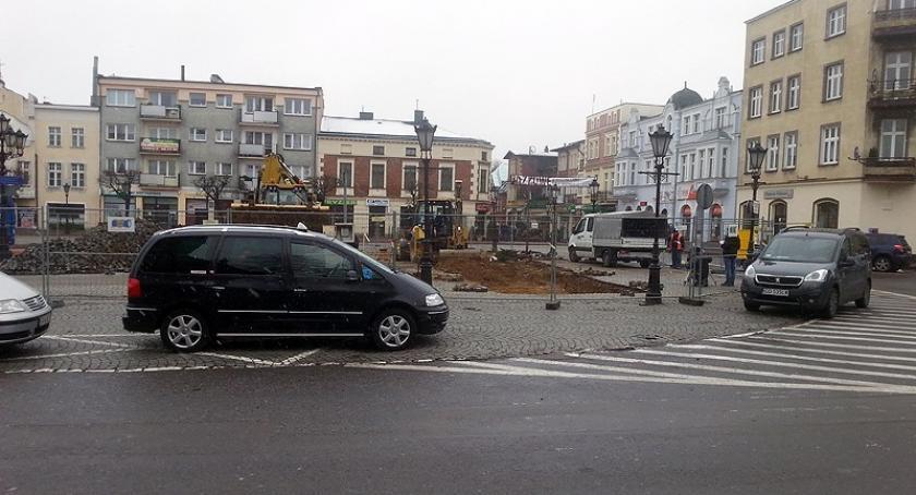 Transport, Uwaga! Zmiana organizacji ruchu centrum Kartuz - zdjęcie, fotografia