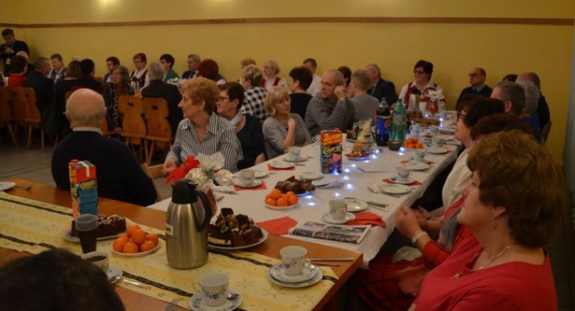Kaszubszczyzna, Świąteczno noworoczne spotkanie sulęczyńskiego - zdjęcie, fotografia