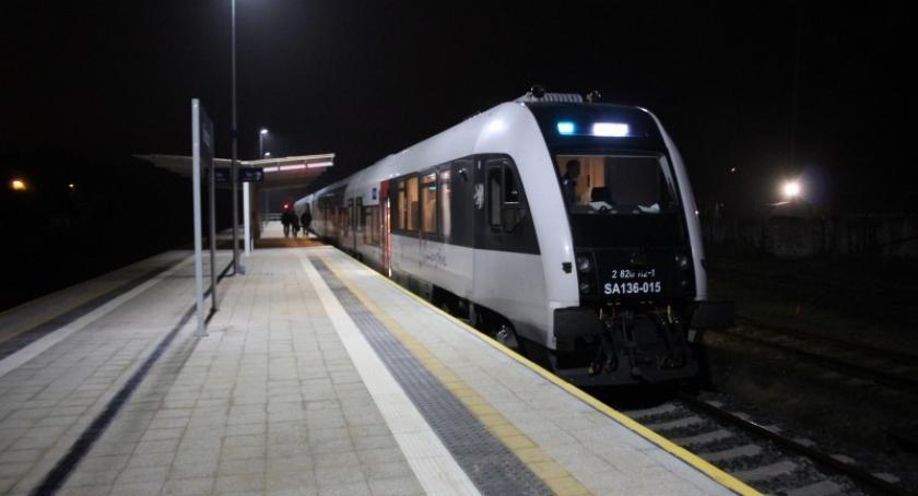 Transport, niedzieli rozkład jazdy pociągów zmieni lepsze - zdjęcie, fotografia