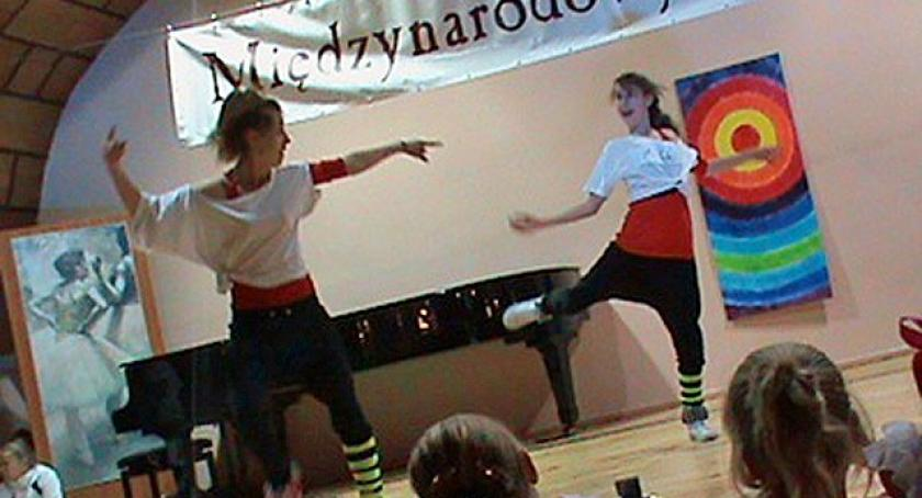 Taniec, Sukces tancerek Sierakowic - zdjęcie, fotografia